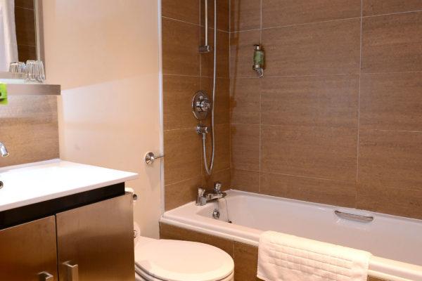 011 Double Room Bathroom - Ramada Telford Ironbridge