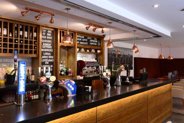 036 Bar Area - Ramada Telford Ironbridge